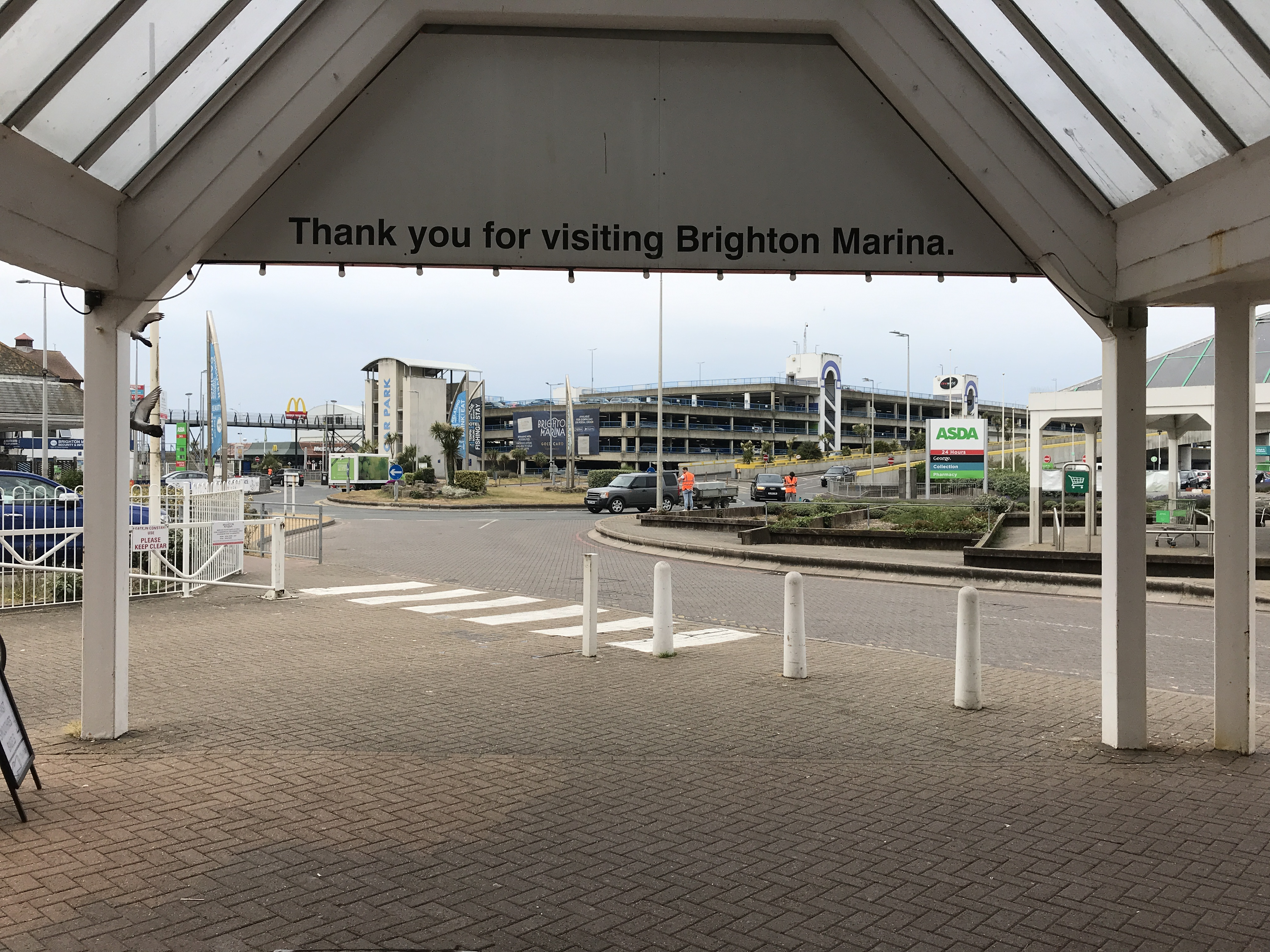 Brighton Marina Village Brighton image.