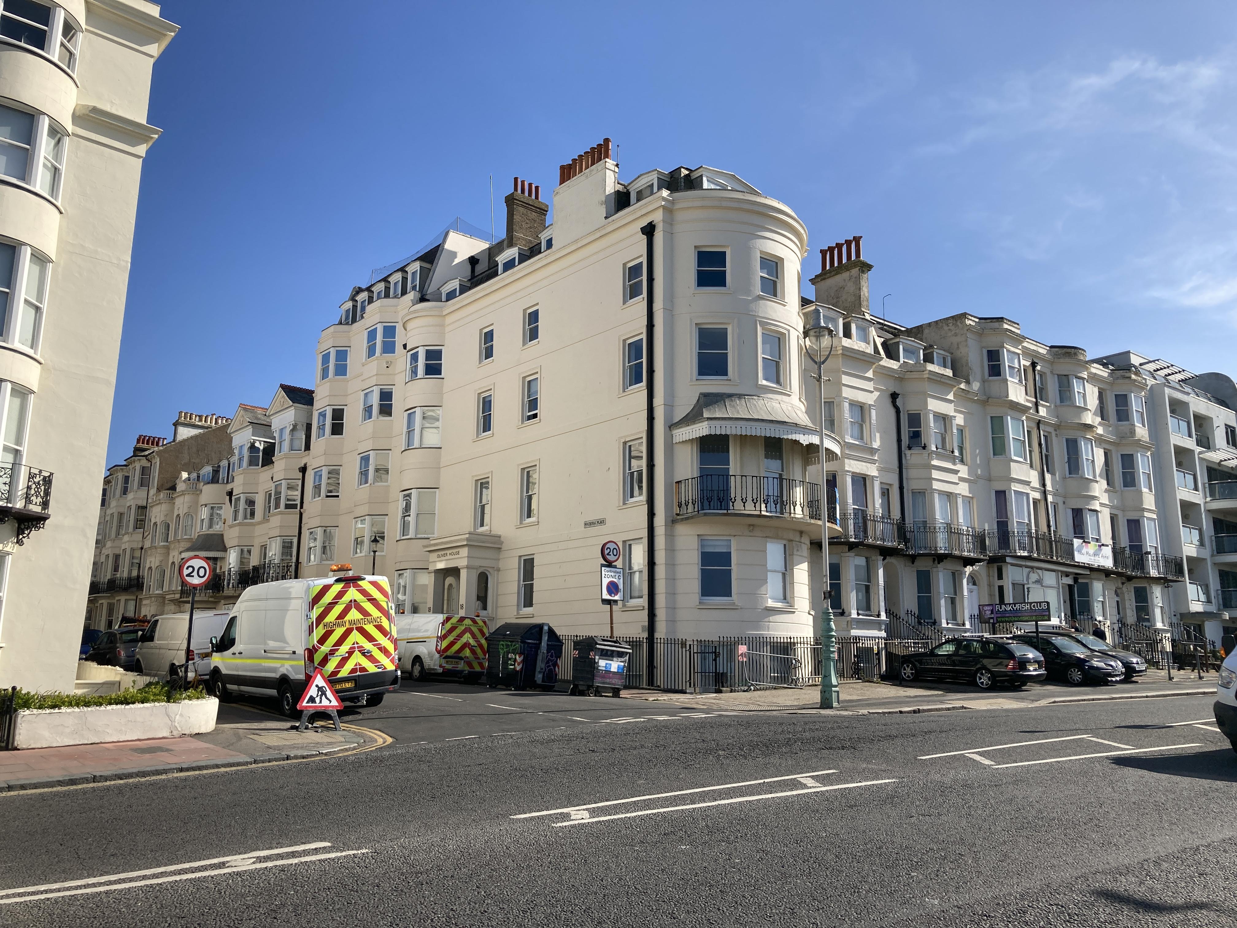 Olivier House Brighton image.