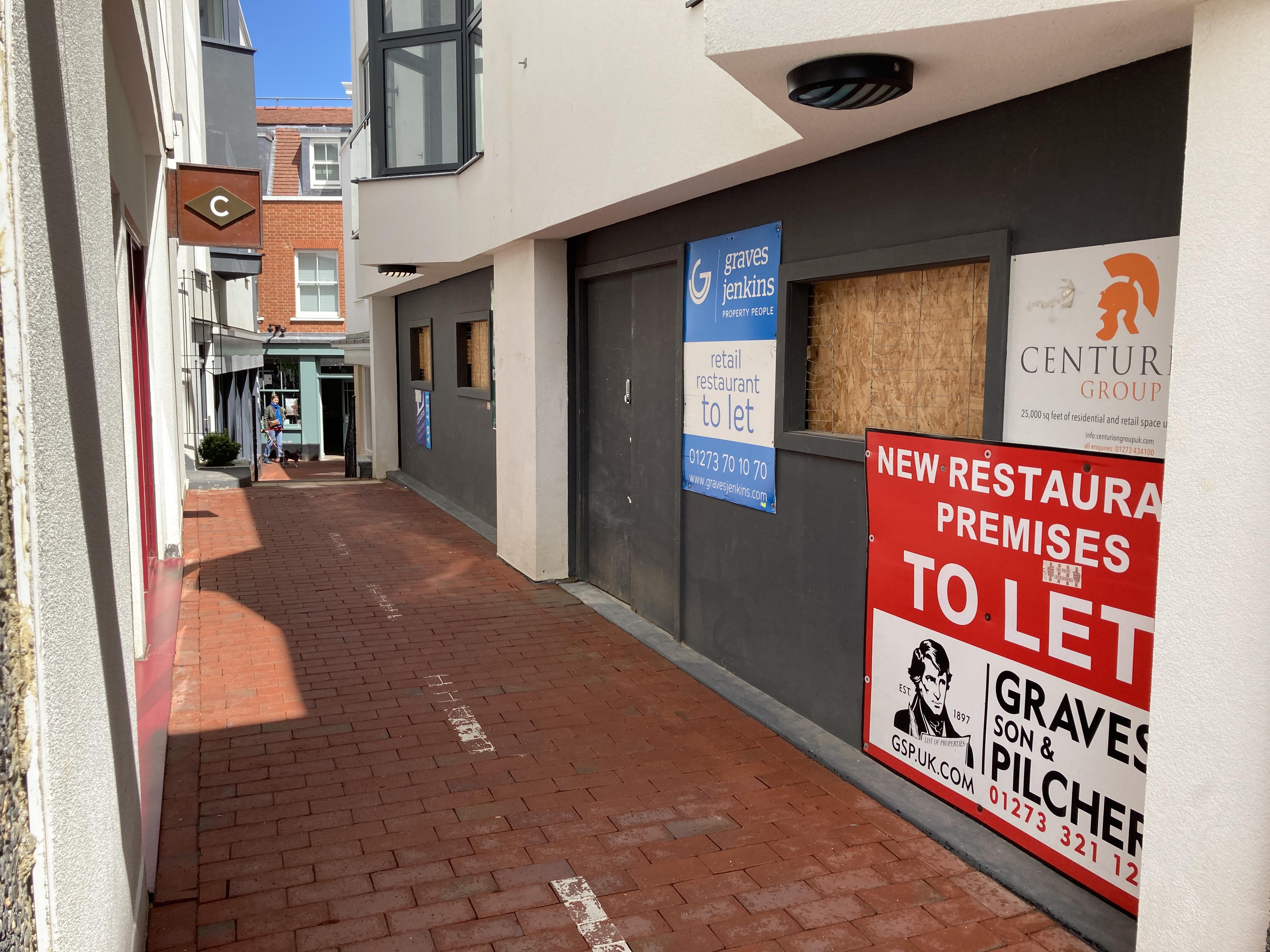 42-43 Brighton Square Brighton image.