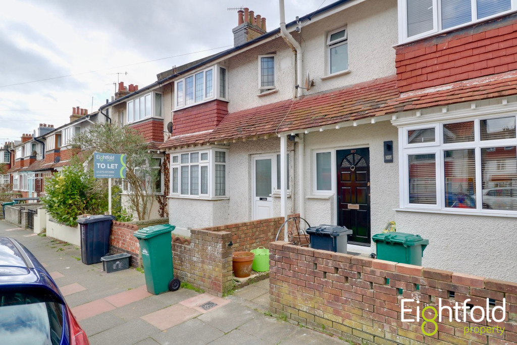 Hollingdean Terrace, Brighton image.
